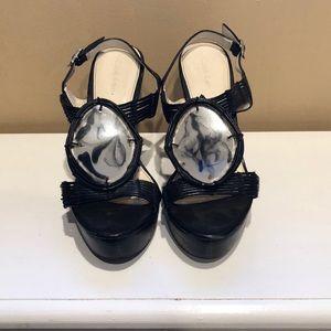 Calvin Klein wedge sandals